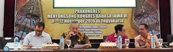 Balai Bahasa Sulawesi Utara Gelar Diskusi kelompok terpumpun dalam rangka Pentas Sastra 2017