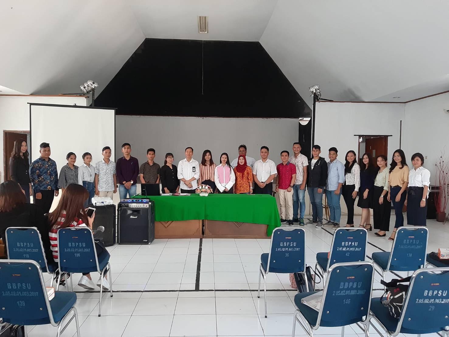 Pertemuan Teknis Duta Bahasa Sulawesi Utara 2019