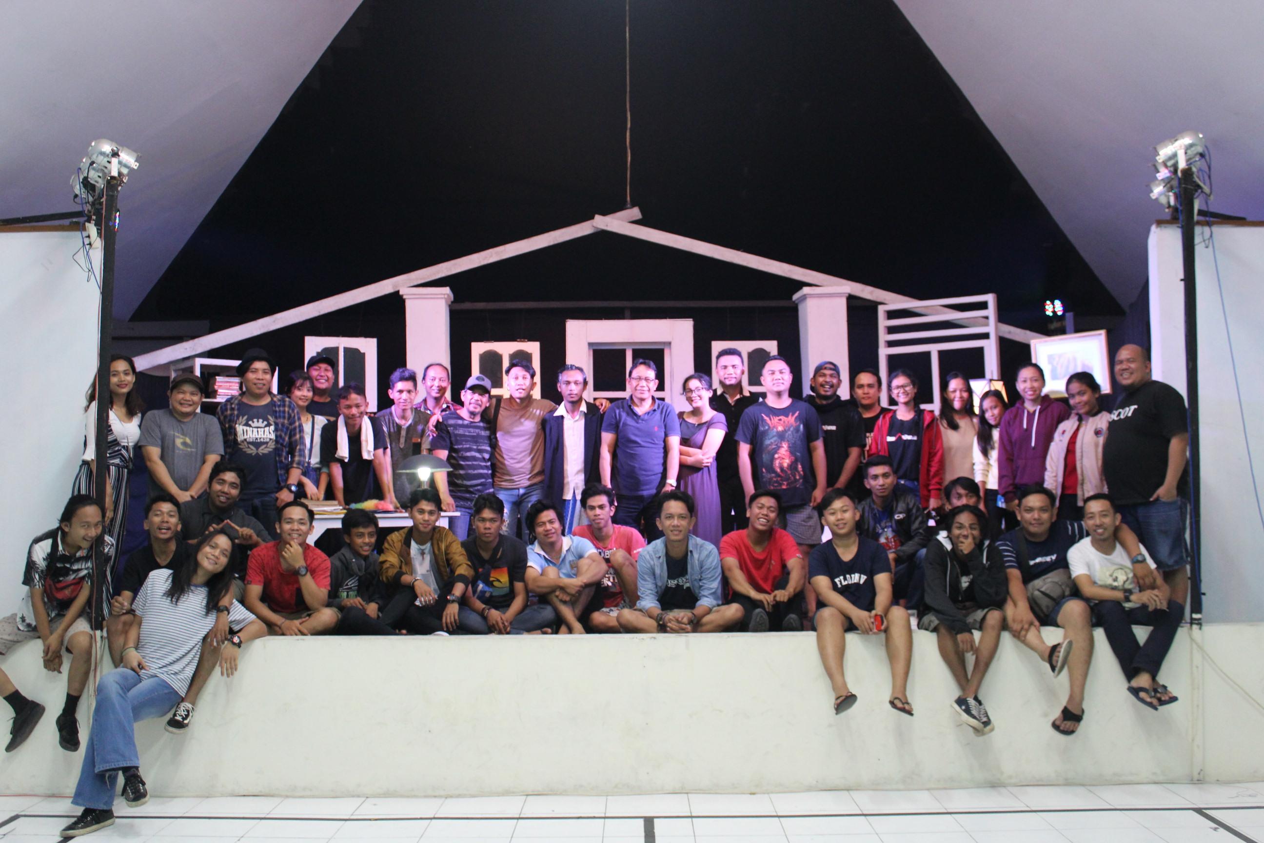 Pentas Sastra 2019 Balai Bahasa Sulawesi Utara