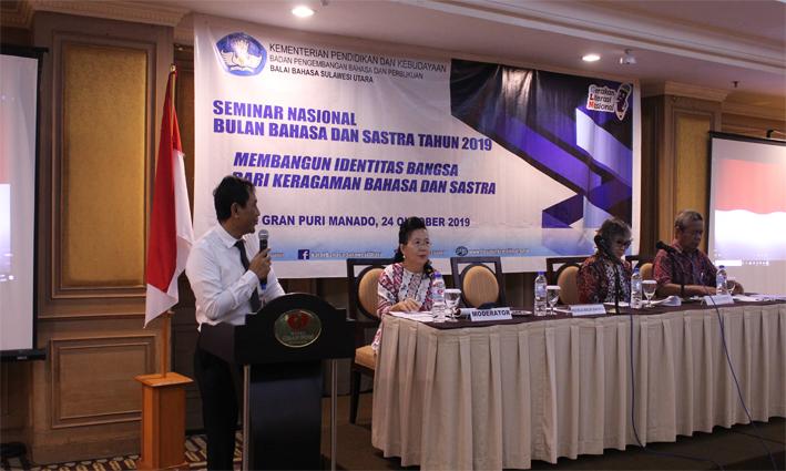 Seminar Nasional Bulan Bahasa dan Sastra Tahun 2019