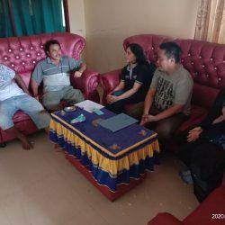 Pengambilan Data Penyusunan Kamus Dwibahasa Bahasa Bolaang Mongondow