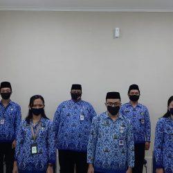 Upacara Pengambilan Sumpah/Janji Jabatan Pegawai Negeri Sipil Balai Bahasa Sulawesi Utara