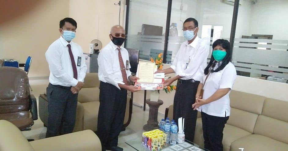 Kunjungan Kerja ke KPPN Manado