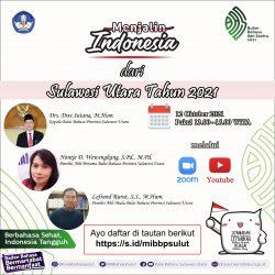 Pendaftaran Menjalin Indonesia dari Provinsi Sulawesi Utara